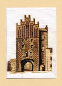 zamek Asi Kryger