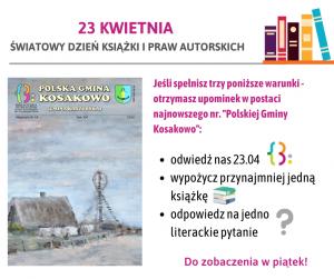 23 Kwietnia – Swiatowy Dzien Ksiazki I Praw Autorskich 4