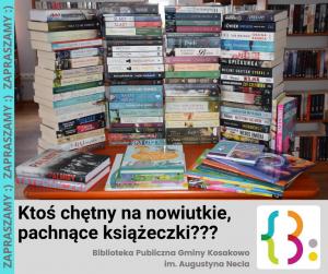Biblioteka Publiczna Gminy Kosakowo Im. Augustyna Necla 3