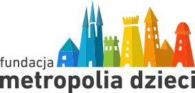 Logo Fundacja Metropolia Dzieci