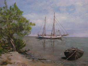 Obraz Szkuta Helena (fot. ze zbiorów rodzinnych)