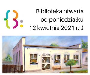Otwarcie 12.04.2021