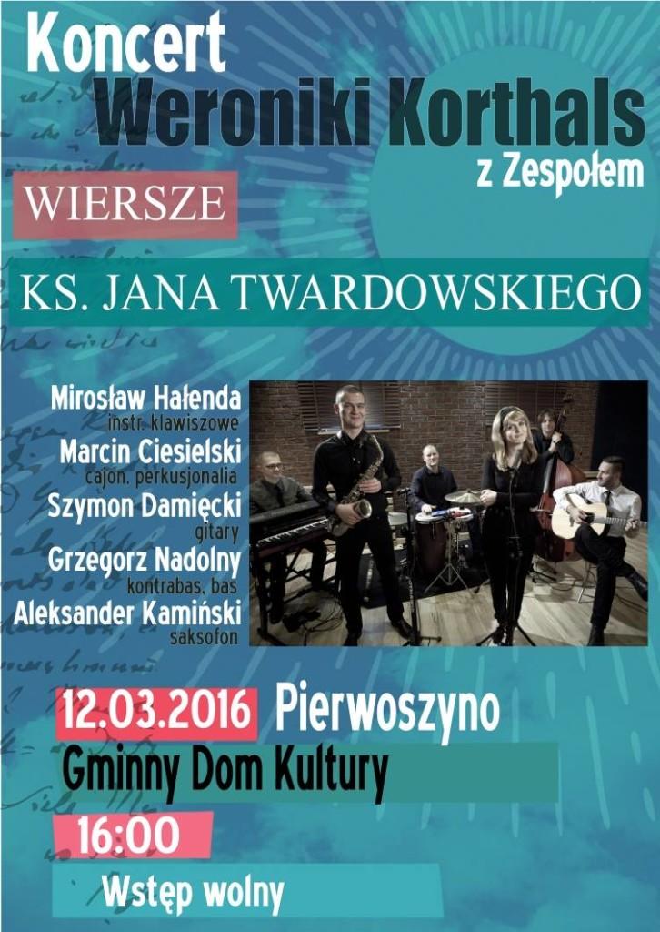 Plakat Pierwoszyno