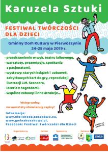 Plakat Festiwal Kopiowanie